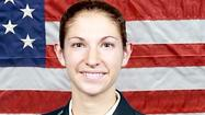 U.S. Army Capt. Sara M. Knutson-Cullen, a former Eldersburg resident who died in a helicopter crash in Kandahar, Afghanistan, on March 11, will be among the honorees at the May 27 Memorial Day service at Dulaney Valley Memorial Gardens in Timonium.