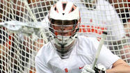 Dominic Lamolinara's journey from Arnold to Philadelphia – the site of this weekend's Final Four at Lincoln Financial Field – has gone a circuitous route, graduating from St. Mary's to spending one year at Maryland to transferring to Syracuse to emerging as the Orange's starting goalkeeper.