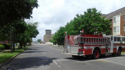 Gas leak in downtown South Bend blocks traffic