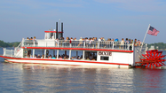 Northern Indiana's Dixie Sternwheeler