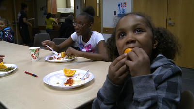 Healthy Meals Vital for Summer Break