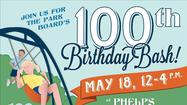 Park Board's 100th Birthday Bash