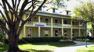 Historic homes in Broward County