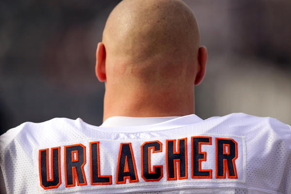 Brian Urlacher has announced he is retiring from the NFL.