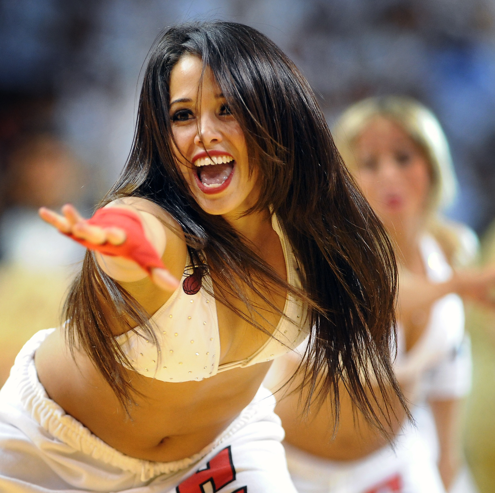 <b>Photos:</b> Miami Heat Dancers in action - Heat