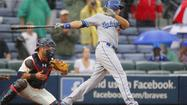 "MILWAUKEE – Manager Don Mattingly benched Andre Ethier for the Dodgers' series finale at Miller Park on Wednesday, saying he did so because he wanted to field a lineup ""that's going to fight and compete the whole day."""