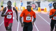 Levonte Whitfield looks to defend Dream 100 sprint title