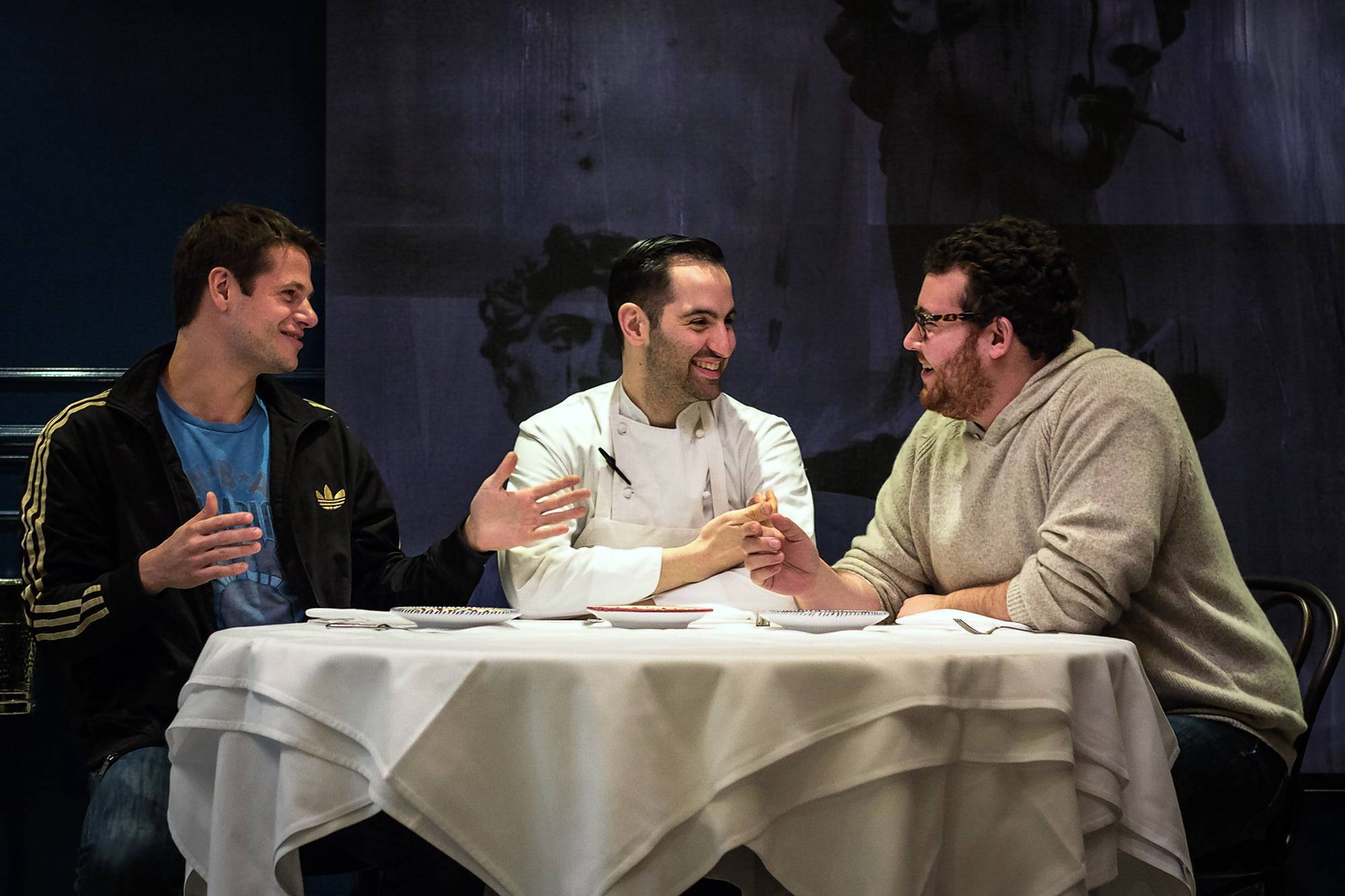 Pictures: Carbone in Greenwich Village - Carbone Chefs