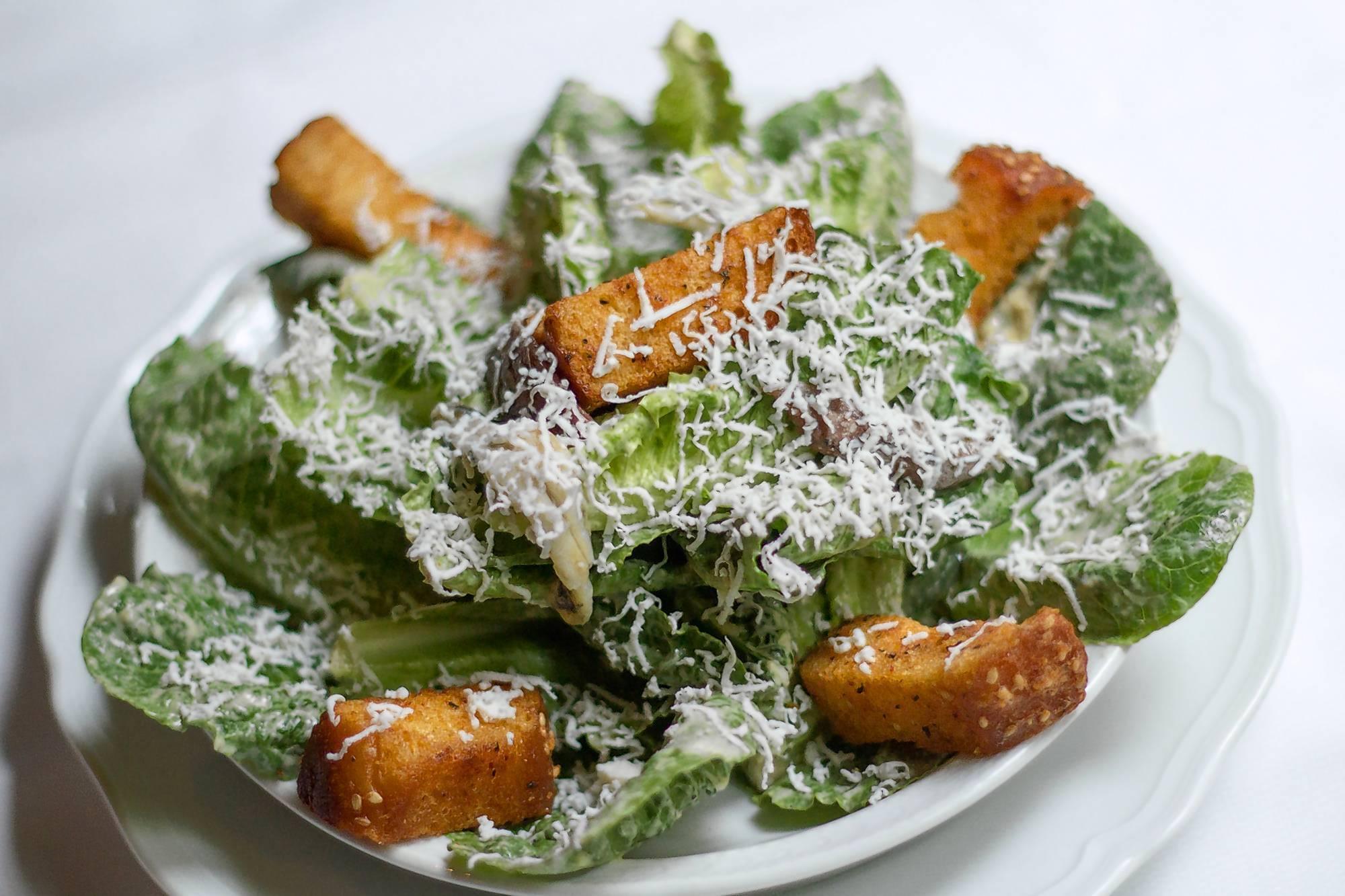 Pictures: Carbone in Greenwich Village - Caesar Salad
