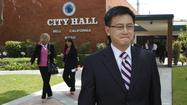 The new leadership in Bell deserves credit for ejecting corrupt city leaders, but if additional problems aren't fixed, the potential for mismanagement and fiscal crisis remains high, state Controller John Chiang said.