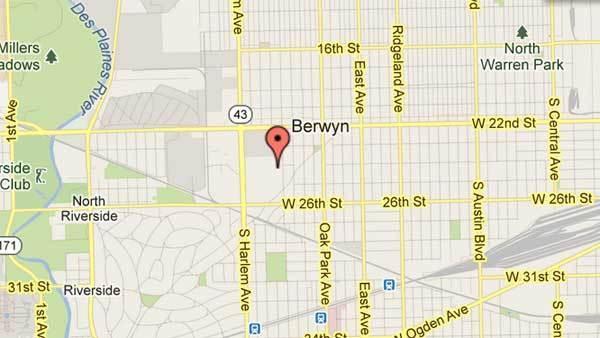 2400 Home Ave. in Berwyn