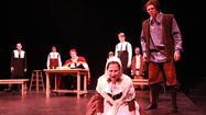 'The Crucible' to debut at Artists Theatre