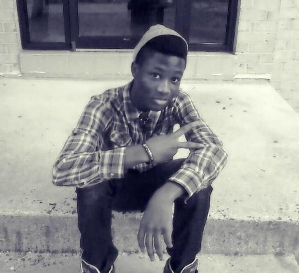 Malvrick Donkor, a freshman at Manchester High School, drowned in the school pool on Nov. 21.