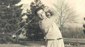 Charles Bassler Sr. had passion for golf until the very end