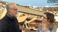 They say there are no atheists in foxholes. But apparently, they do exist in the middle of category EF-5 tornadoes. That's what CNN anchor Wolf Blitzer learned during a recent interview with survivors of the destructive Oklahoma tornado on Tuesday.