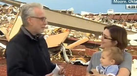 Wolf Blitzer's Oklahoma atheist interview gets viewers talking