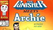 Archie meets Marvel's Punisher
