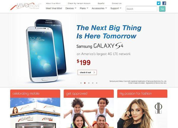 Jennifer Lopez's new Viva Movil stores will target Latinos and sell Verizon Wireless plans and smartphones.