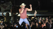 "We have a pair of tickets to give away to the <a href=""http://www.redskins.com/fedexfield/kenny-chesney.html"" target=""_self"">Kenny Chesney concert</a>, which is Saturday, May 25, at FedEx Field. Parking pass included. If you'd like them, please email your name and phone number to khenry@baltsun.com and be sure to put ""Kenny Chesney"" in the subject line."