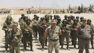 Syrian rebels seize military base
