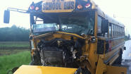 BREAKING: Injuries reported in school bus crash near Warsaw