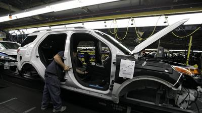 For U.S. auto factories, summertime isn't downtime anymore