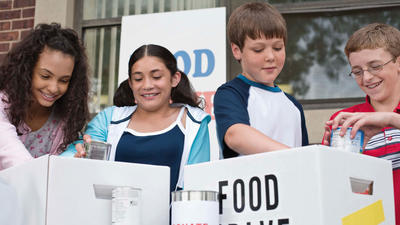 Nonprofit to host food drive for kids this summer