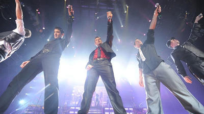 New Kids on the Block, Boyz II Men and 98 Degrees at Mohegan Sun Arena