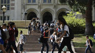 There were no signs of foul play in the death of a UCLA employee on campus, university police said.
