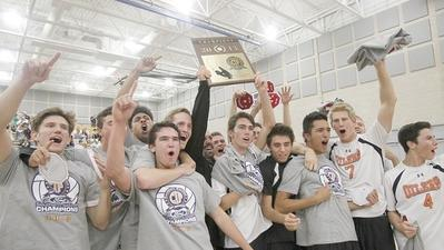 Huntington's title is 19 years in the making