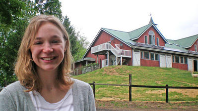 TMI: Leah Beckett, Farm Manager at Beckett Farms in Glastonbury