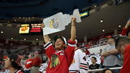 For second-wave Blackhawks fans, you've finally got a real reason to hate Detroit. Since Chicago's 2009 playoff elimination at the hands of the Wings, the historically testy rivalry hasn't featured the same acrimony as Vancouver. Or St. Louis. Or even Phoenix. The Hawks have dominated, going 15-4-3 against Detroit since the '09 ouster.