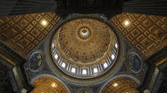Dome from the inside