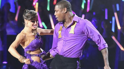 Done with dancing, Jacoby Jones expected to get right back to f…