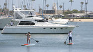 Boaters in Newport Harbor will now be able to more easily surf the web from the water, thanks to an expanded Wi-Fi service.