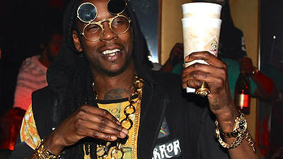 2 Chainz celebrates eight BET Award nominations at the Hennessy V.S event