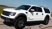 Texas supercar maker transforms Ford pickup into roomy SUV