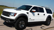 Texas auto tuner Hennessey Performance Engineering, the company that supercharges anything with four wheels, has revealed its latest project: a modified Ford F-150 SVT Raptor truck.
