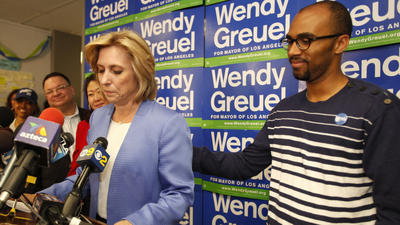 Wendy Greuel looks ahead to next steps after losing mayoral race
