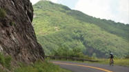 Roanoke and Asheville, North Carolina are bookends on the Blue Ridge Parkway. Both have rivers in their midst and mountains close at hand.