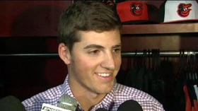 Kevin Gausman talks about reaching the big leagues [Video]