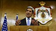 AMMAN (Reuters) - Washington threatened on Wednesday to increase support for Syria's rebels if President Bashar al-Assad refuses to discuss a political end to a civil war that is spreading across borders.
