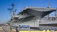 "For those spending Memorial Day weekend in the <a href=""http://www.latimes.com/travel/destinations/sanfrancisco"" target=""_blank"">Bay Area</a>, the <a href=""http://www.uss-hornet.org"" target=""_blank"">USS Hornet Museum</a> will hold a special Memorial Day ceremony Monday to recognize veterans. The ceremony will take place aboard the aircraft carrier and will begin at 1 p.m."