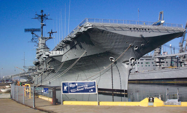 The USS Hornet Museum will host Memorial Day festivities in the Bay Area.
