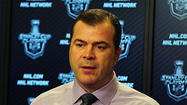 VANCOUVER, B.C. -- The Vancouver Canucks on Wednesday fired head coach Alain Vigneault, along with assistants Rick Bowness and Newell Brown, in the wake of a disappointing first-round playoff exit.
