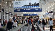 Travelers at O'Hare and Midway airport now have access to free Wi-Fi, but only a few dozen websites.