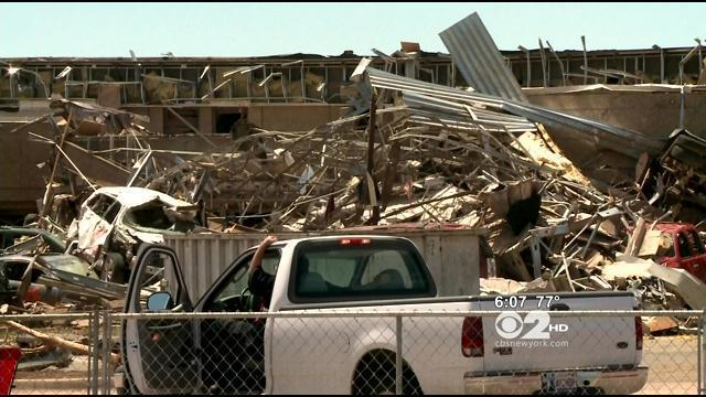 Moore, Okla. Residents Recount Harrowing Tales Of Survival From Tornado