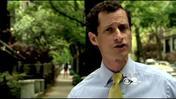 Anthony Weiner makes his candidacy for mayor official