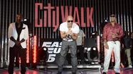 'Fast & Furious 6' premiere:  Vin Diesel et al. cruise into L.A.