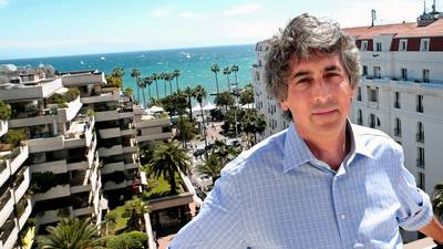 Alexander Payne feels at home with 'Nebraska'